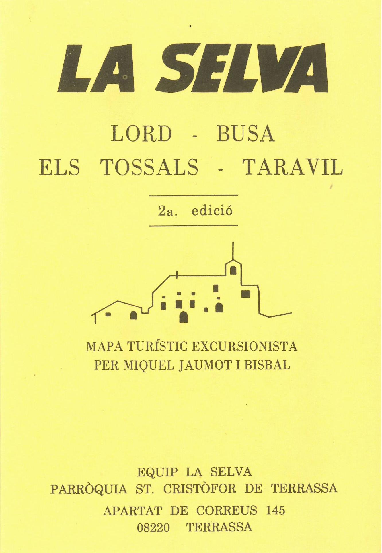 Mapaturisticlaselva