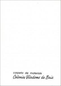 carpetamaterialviladomsbaix