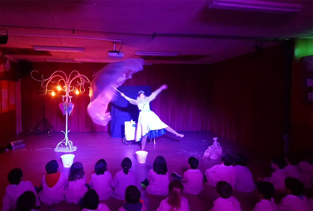 Pedagogia de l'Espectacle - Alma- LaBú Teatre