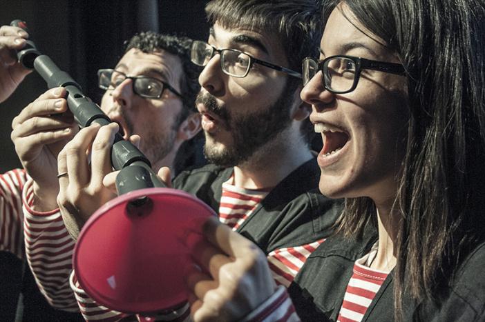 Pedagogia de l'Espectacle - Ensemble una cosa rara