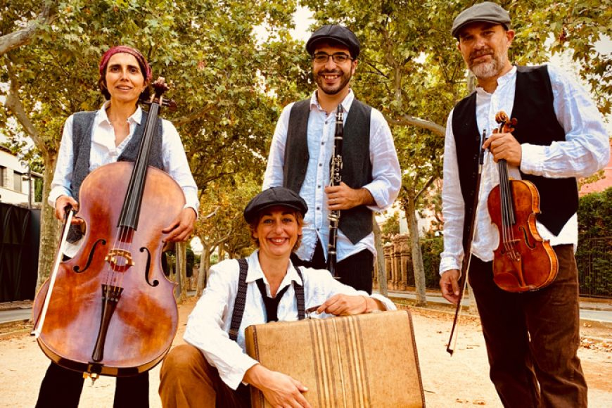 Pedagogia de l'Espectacle - Ensemble La Nansa